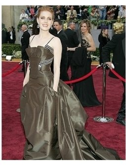 78th Annual Academy Awards Red Carpet Photos:  Amy Adams