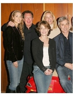 2006 Santa Barbara Film Festival Photos: Elizabeth Berkley, Garry Shandling, Julie Warner, Sharon Stone and Ari Gross