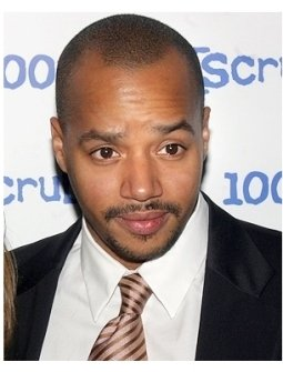 Scrubs 100th Episode Party Photos: Donald Faison