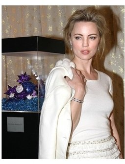 DIC & InStyle Magazine Host 2006 Diamond Fashion Show:  Melissa George