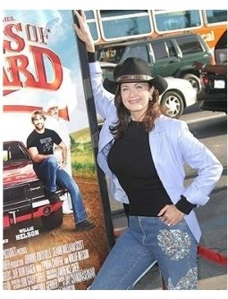 The Dukes of Hazzard Premiere: Lynda Carter
