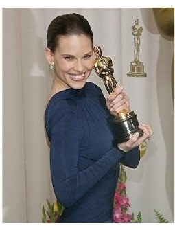 77th Annual Academy Awards BS: Hilary Swank