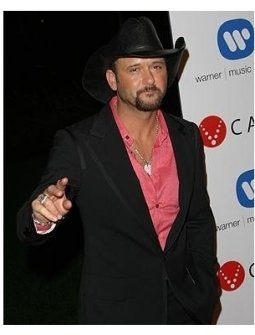 Warner Music Group's Post Grammy Party: Tim McGraw