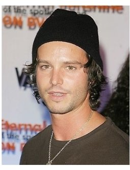 Jason Behr at the Eternal Sunshine of the Spotless Mind DVD Release Party