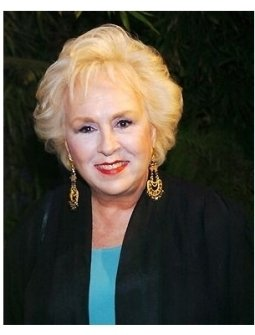 Doris Roberts at V Life's Emmy Nominee Photo Portfolio Party