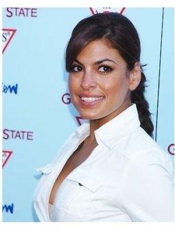 "Eva Mendez at the ""Garden State"" Premiere"