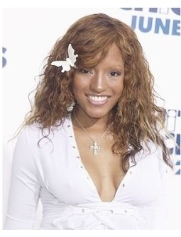 Drew Sidora at the <I>White Chicks</I> Premiere