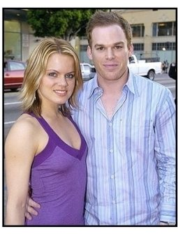 """Michael C. Hall on the red carpet at the """"Six Feet Under"""" Premiere-ONE TIME USE ONLY"""