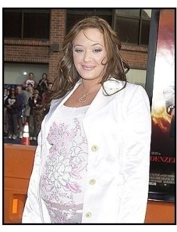 """Leah Remini at the """"Man on Fire"""" Premiere"""