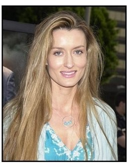 "Natasha McElhone at the ""Man on Fire"" Premiere"