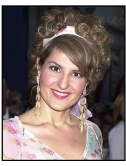 "Nia Vardalos at the ""Connie and Carla"" Premiere"