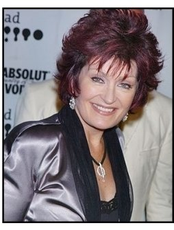 Sharon Osbourne at the 15th annual GLAAD Media Awards