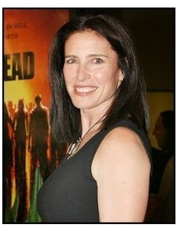 """Mimi Rogers at """"Dawn of the Dead"""" Premiere"""