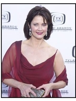 Lynda Carter at the 2004 TV Land Awards