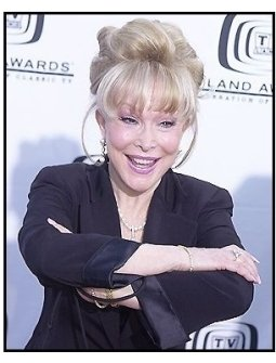 Barbara Eden at the 2004 TV Land Awards