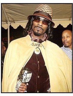 """Snoop Dogg at the """"Starsky & Hutch"""" Premiere"""
