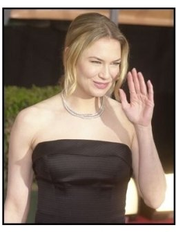 10th Annual SAG Awards - Renée Zellweger - Red Carpet