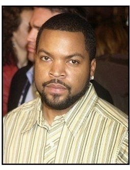 """Ice Cube at the """"Barbershop 2: Back in Business"""" premiere"""