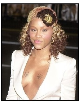 """Eve at the """"Barbershop 2: Back in Business"""" premiere"""