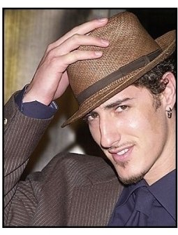 "Eric Balfour at ""The Texas Chainsaw Massacre"" premiere"