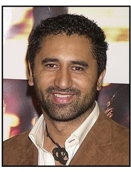 Cliff Curtis at the Runaway Jury Premiere