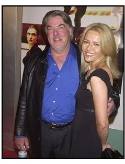 Bruce McGill and wife at the Runaway Jury Premiere