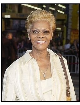 "Dionne Warwick at  ""The Fighting Temptations"" premiere"