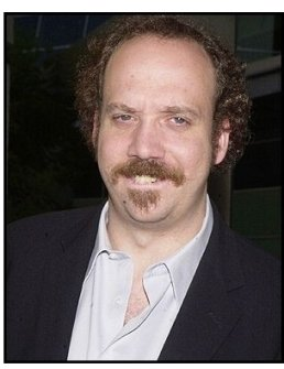 "Paul Giamatti at the ""American Splendor"" premiere"