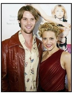 "ONE TIME USE ONLY:  Jesse Spencer and Brittany Murphy  at the ""Uptown Girls"" premiere"