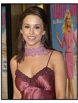 """Lacey Chabert at the """"Legally Blonde 2: Red White and Blonde"""" premiere"""