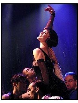 Chicago movie stills: Catherine Zeta-Jones and male cast members