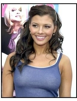 Ali Landry at the 2002 Movieline Young Hollywood Awards