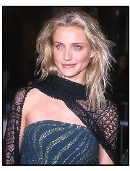 "Cameron Diaz Looks: Cameron Diaz 1999 at the premiere of ""Any Given Sunday"""