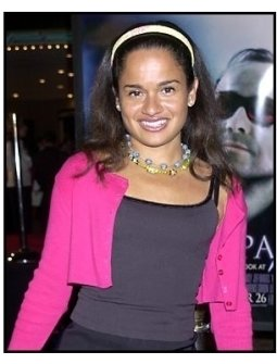 Tracy Vilar at the K-PAX premiere
