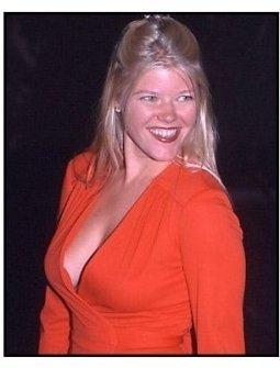 Sarah Ann Morris at the Way of the Gun premiere