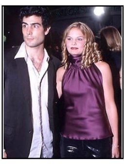 Jennifer Morrison and date at the Urban Legends: Final Cut premiere