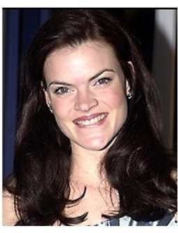 Missi Pyle at the Josie and the Pussycats premiere