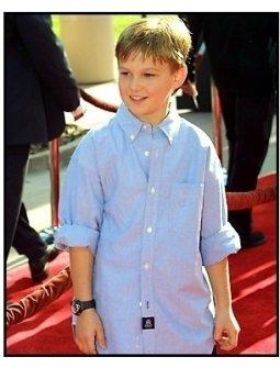 Freddie Boath at The Mummy Returns premiere