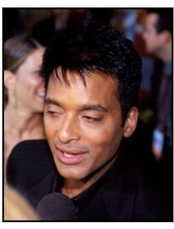 Jon Secada at the 2001 Billboard Latin Music Awards