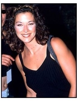 Brooke Langton at the 2000 Kobe Bowl