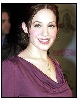 Marla Sokoloff at the Heartbreakers premiere