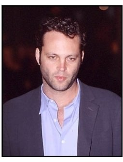 Vince Vaughn at the State and Main premiere