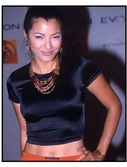 Kelly Hu at the 2000 Latin Grammy Gala