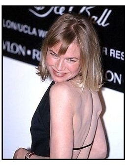 Renee Zellweger at the 2000 Fire and Ice Ball