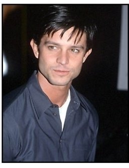 Jason Behr at The Gift premiere