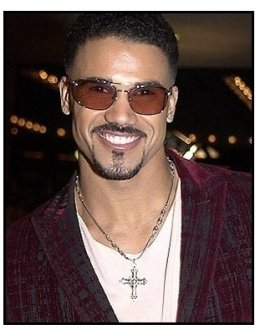 Shemar Moore at The Brothers premiere