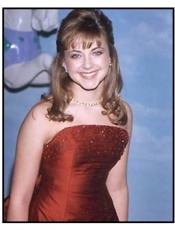 Charlotte Church at the 2000 Carousel of Hope