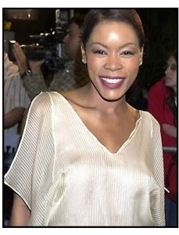 Gail Brooks at the Exit Wounds premiere