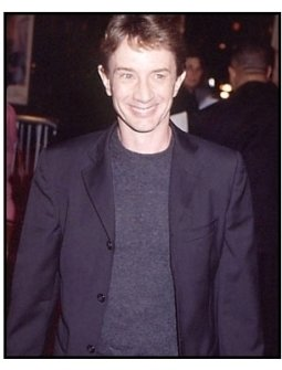 Martin Short at the Cast Away premiere