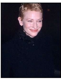 Cate Blanchett at The Gift premiere